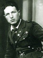 2. Vilniaus skautų vadas P. Žižmaras. Nuotrauka iš privačios kolekcijos