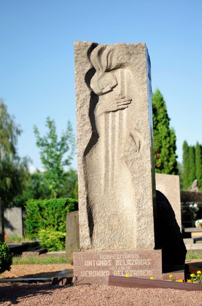 Antano Belazaro antkapinis paminklas. Astos Rimkūnienės nuotrauka