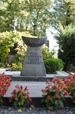 Gabrielės Petkevičaitės-Bitės antkapinis paminklas. Astos Rimkūnienės nuotrauka