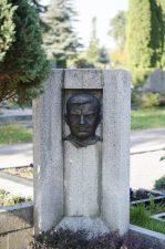 Vaclovo Blėdžio antkapinis paminklas. Astos Rimkūnienės nuotrauka
