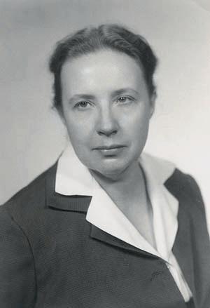 Barbora Vileišytė. Varšuva. 1962 m.