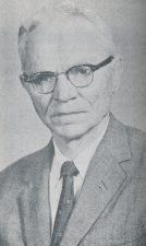 Jonas Variakojis. Nuotrauka iš: Lietuvos reformatų raštija. Chicago, 1978, p. 230