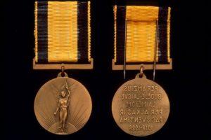 Lietuvos Nepriklausomybės dešimtmečio medalis. 1928 m.