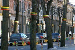Vasario 16-osios gatvė Panevėžyje
