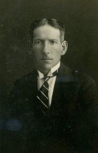 Vladas Paulauskas. Panevėžys. 1930 m. J. Pauros nuotrauka. PAVB F80-643