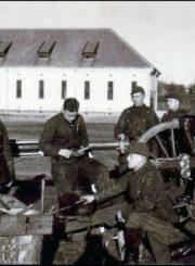 3. Artileristai Skaistakalnyje. XX a. 4 deš. Nuotrauka iš privačios kolekcijos