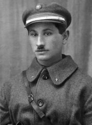 4.Karininkas M. Bramsonas. Nuotrauka iš privačios kolekcijos