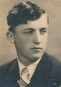 Stasys Šneideris. Panevėžys. Apie 1935 m. PAVB F51-57