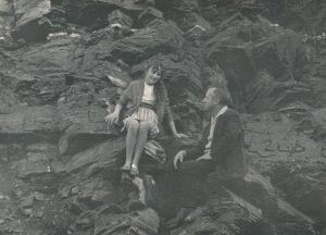 Stasys Šneideris su dukra Jūrate. Ust Omčiugas (Tenkos r., Magadano sr.). 1973 m. PAVB F51-67