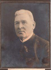 3.Kunigas Jonas Karbauskas – vienas iš Nepriklausomybės paminklo iniciatorių. Nuotrauka iš privačios kolekcijos
