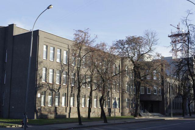 Panevėžio teritorinės ligonių kasos pastatas. 2013 m. T. Stasevičiaus nuotrauka