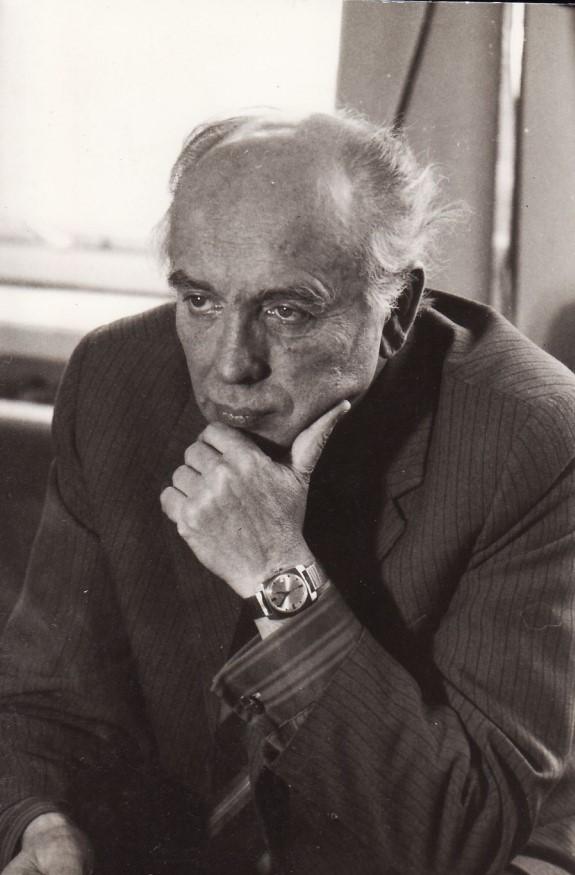 Aktorius Stepas Kosmauskas