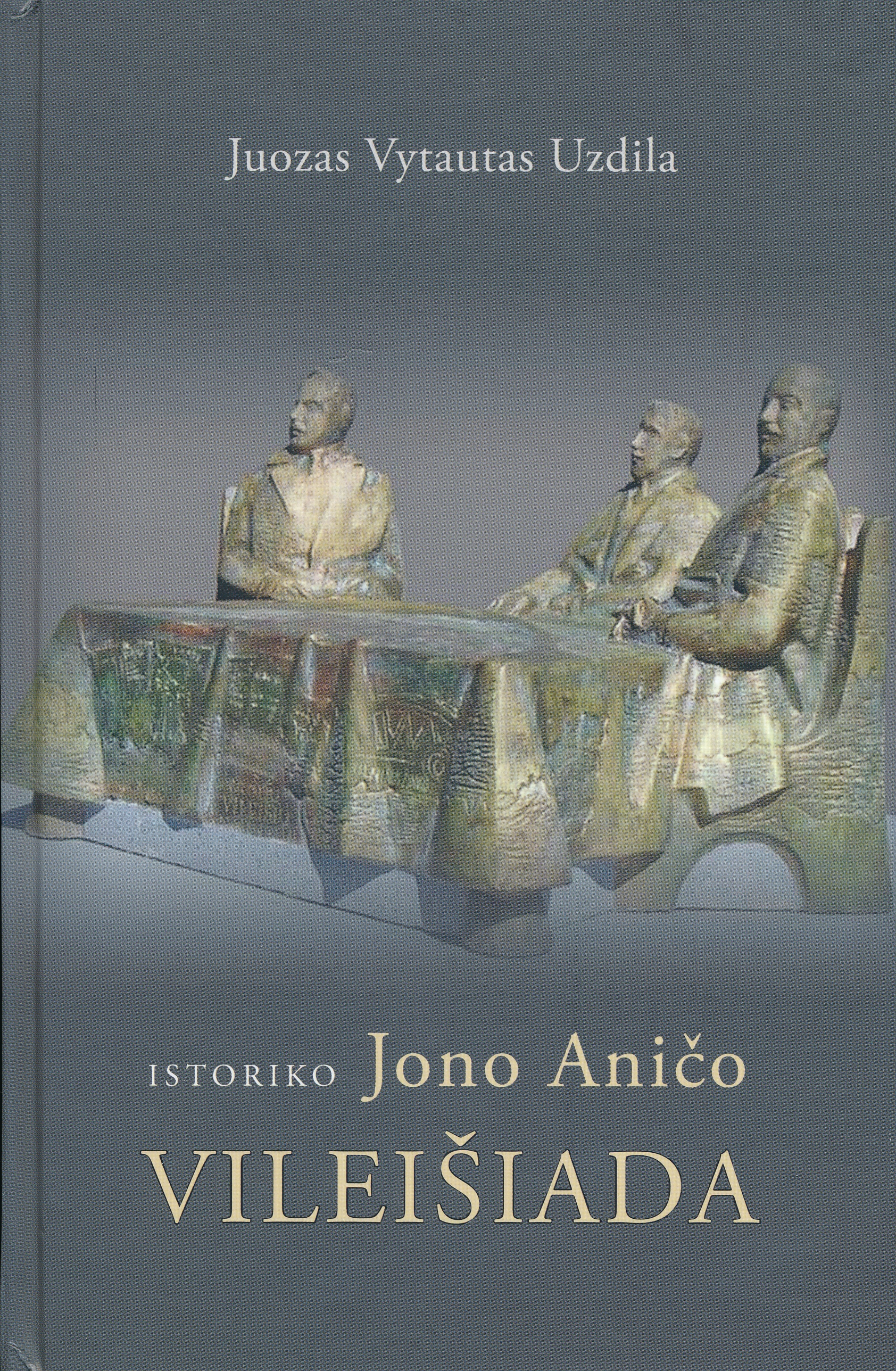 Istoriko Jono Aničo Vileišiada