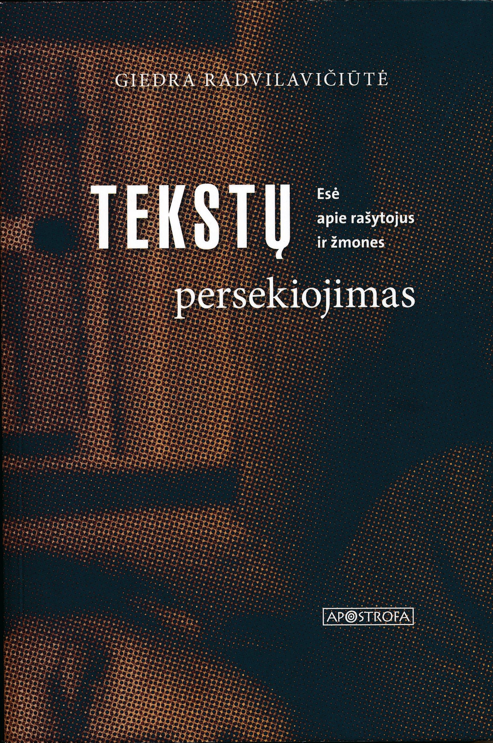 Tekstų persekiojimas