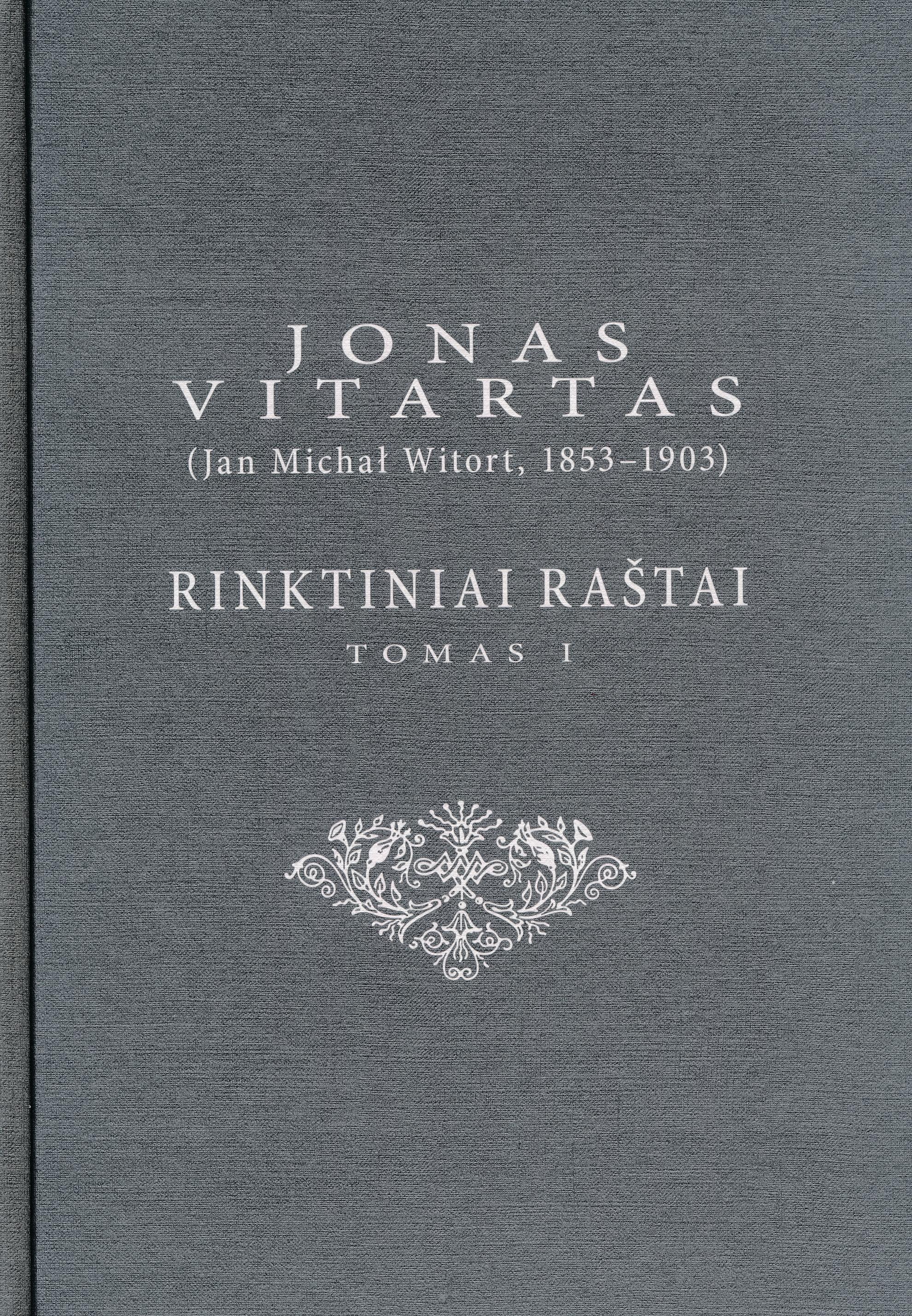 Jonas Vitartas
