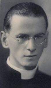 2. Kunigas Alfonsas Sušinskas. XX a. 4 deš. Nuotrauka iš privačios kolekcijos