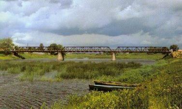 13. Saločių tiltas per Mūšą
