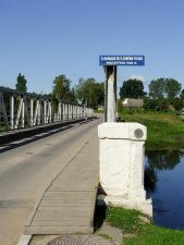 14. Saločių tiltas. Fotogr. R. Kerbedienė