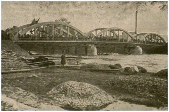 2. Laisvės tiltas. 1925 m.