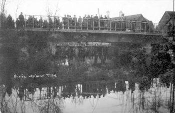 2. Naujasis Agluonos upės tiltas, pastatytas 1928 m.