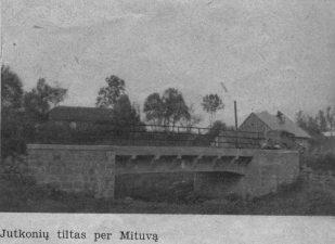 3. Jutkonių tiltas per Mituvą