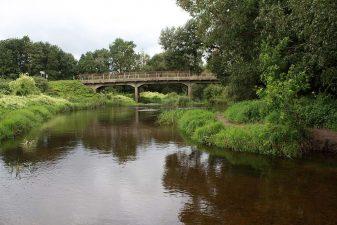 9. Tiltas per Kiršiną ties Naujamiesčiu. 2010 m.