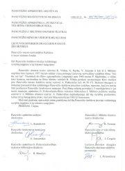 2.Prašymas Panevėžio miesto savivaldybės Kultūros ir meno rėmimo fondui. Iš Šiaulių regioninio valstybės archyvo Panevėžio filialo fondų