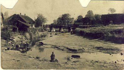 10. Kupos upelis. Senasis tiltas per Kupą