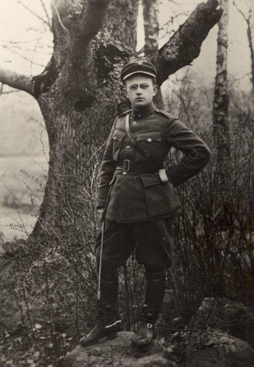 Vincas Jonuška. PAVB F52-6