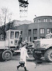 Barikados Panevėžyje 1991 m.