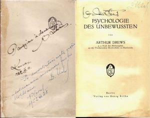 2. Juozo Miltinio asmeninės bibliotekos leidinys su Balio Lukošiaus ir Dominyko Urbo įrašais