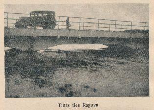 18. Tiltas ties Raguva