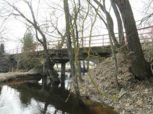 19. Rodų II dvaro sodybos tiltas