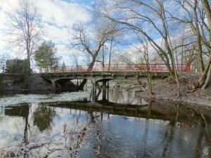 20. Rodų II dvaro sodybos tiltas
