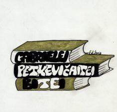 Grigaliūnaitė, Gražina. Ex libris Gabrielei Petkevičaitei-Bitei
