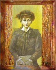 Kruopis, Saulius. Gabrielė Petkevičaitė-Bitė. 1861-1943. 2005. Foto V. Benašo