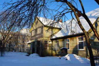 G. Petkevičaitės-Bitės memorialinis muziejus, 1970 m. įrengtas bute, kuriame rašytoja gyveno 1932–1943 m. Ekspozicija nebeveikianti. V. Benašo nuotrauka