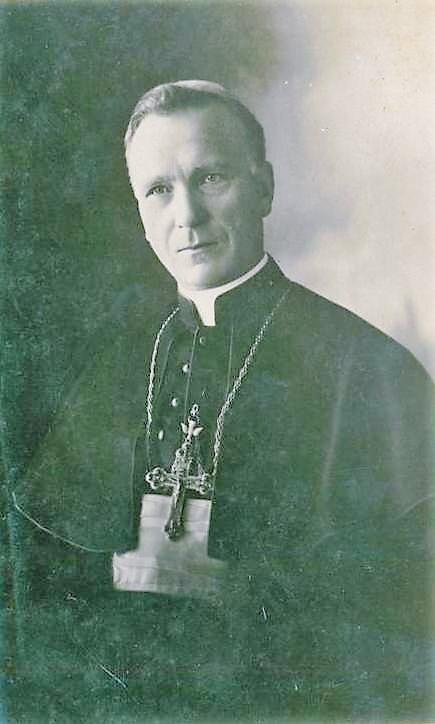 Arkivyskupas Juozapas Skvireckas