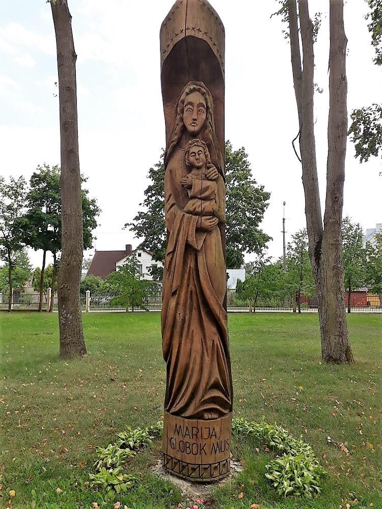 Marija, globok mus. Astos Rimkūnienės nuotrauka