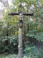 """XII stotis """"Jėzus miršta"""". Astos Rimkūnienės nuotrauka"""