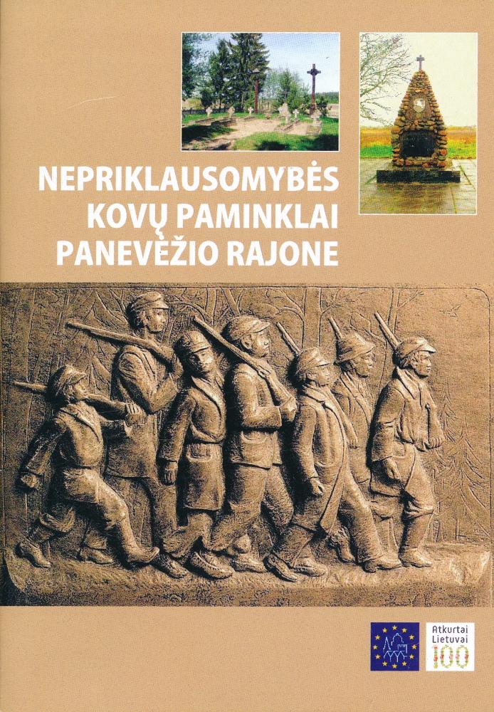 Nepriklausomybės kovų paminklai Panevėžio rajone