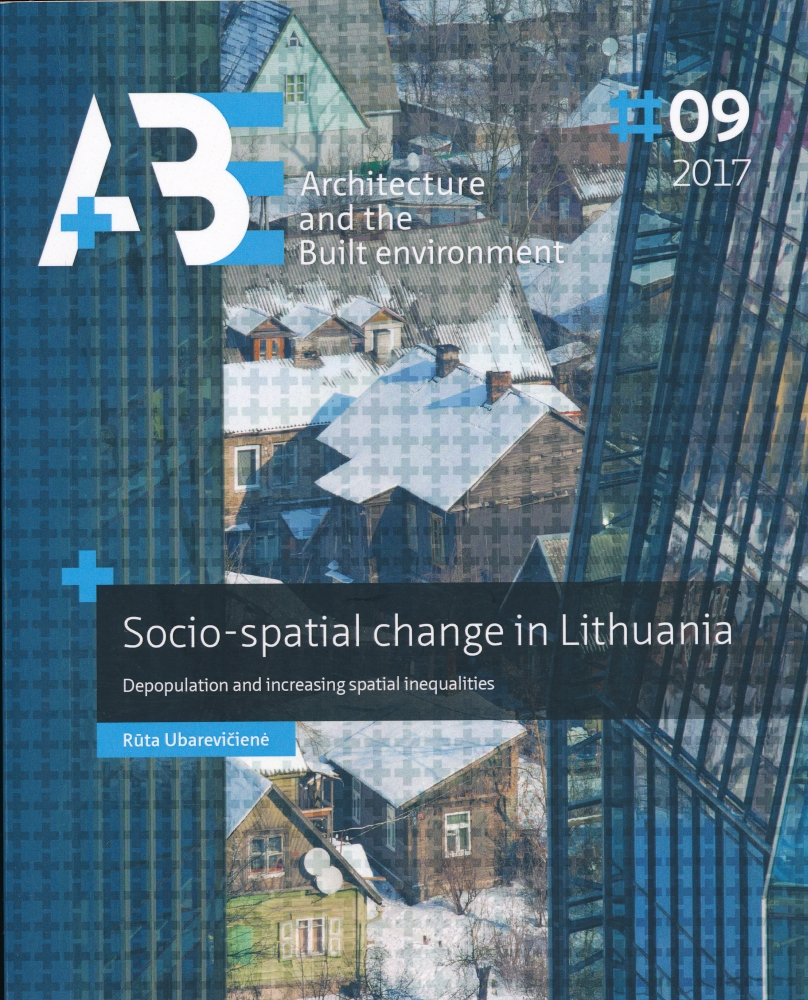 Socio-spatial change in Lithuania : Depopulation and increasing spatial inequalities