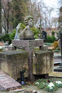 Povilo Kuprio antkapinis paminklas. Audriaus Mikeliūno nuotrauka