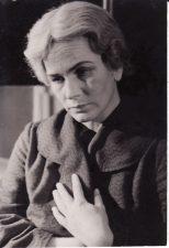 Eugenija Šulgaitė – Linda. Fotogr. K. Vitkaus. PAVB FKV-145/14-1