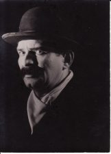 Bronius Babkauskas – Benas. Fotogr. K. Vitkaus. PAVB FKV-145/16-2