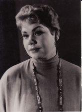 Viktorija Vadapolaitė – Dženė. Fotogr. K. Vitkaus. PAVB FKV-145/19-2