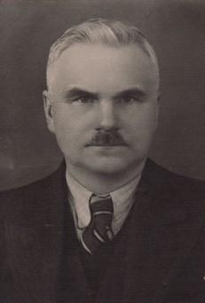 1. Gydytojas Mykolas Marcinkevičius. Nuotrauka iš privačios kolekcijos
