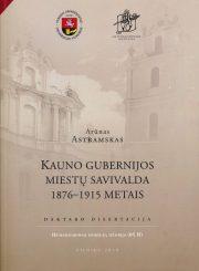 Kauno gubernijos savivalda 1876–1915 metais