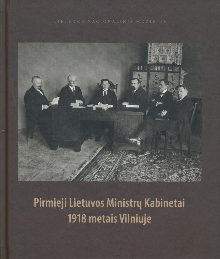 Pirmieji Lietuvos ministrų kabinetai
