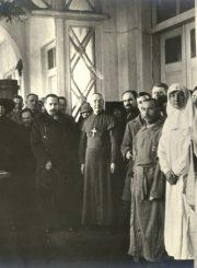 2.Raudonojo kryžiaus ligoninė 1919 m. Nuotrauka iš privačios kolekcijos